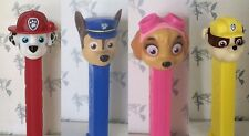 PEZ - The Paw Patrol Series - Choose Character from Pull Down Menu