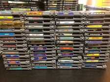 Nintendo Nes Games Video Game Create your own Lot Mario Metroid Final Fantasy