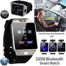 DZ09 Bluetooth Smart Watch Phone Camera SIM Card For Android Phone HTC Samsung