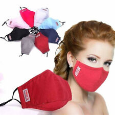 Care Half Face PM2.5 Mouth Mask Mouth Respirator Anti-Dust