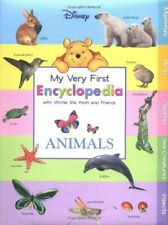 My Very First Encyclopedia with Winnie the Pooh and Friends: Animals (Disney Lea