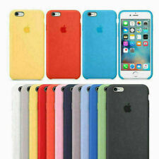Genuine Hard Silicone Case Cover For Apple iPhone  6s Plus 7 8 Plus X XS Max XR