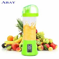 380ml Portable Blender Juicer Cup USB Rechargeable Electric Automatic Vegetable