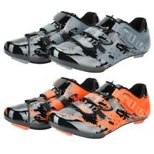 Boodun Men Road Bike Cycling Bicycle Shoes Self-locking Riding Breathable Shoes