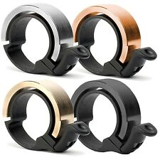 Knog Oi Bicycle Bell LARGE Stylish Revolutionary Bike Bell Asst Colors