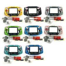 Bulbasaur Limited GBA Housing Shell case Cover Kits For Game Boy Advance Console