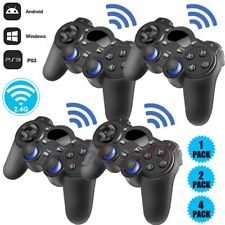 Lot 2.4G Wireless Game Controller Game pad Joystick for Android TV Box PC 2019