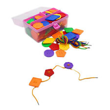 Building Blocks Button Early Education Enlightenment Puzzle Toys Colorful