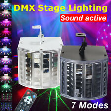 RGB Stage Light Sound Active DMX512 LED Light Laser Effect Club Disco Party