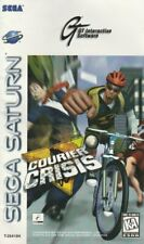 Courier Crisis - Sega Saturn video game
