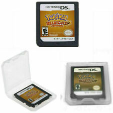 Pokemon Platinum HeartGold SoulSilver Game Card For Nintendo 3DS DS Lite DSi NDS