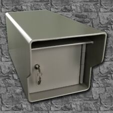 "Fort Knox Locking Mailbox ~1/4"" STEEL~ Extreme Security & Heavy Duty to last"