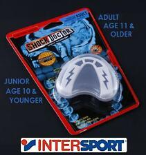 SHOCK DOCTOR GUM SHIELD/MOUTH GUARD JUNIOR OR ADULT