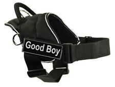 """Harness For Dogs With """"Good Boy"""" Velcro Patches"""