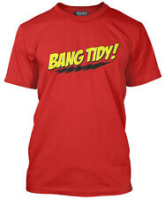 Bang Tidy Keith Lemon T-Shirt Celebrity Juice Mens