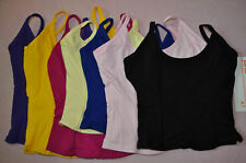 Nwt Bal Togs Child sizes and colors camisole dance cotton lycra top item #13454