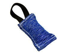 """Small Dog Bite Tug for Training or Exercise 8"""" x 4""""  By D&T Pro"""