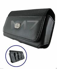 STYLISH PREMIUM LEATHER POUCH CASE FOR NOKIA PHONES COVER WITH BELT CLIP LOOP