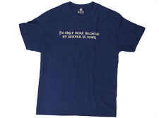 J!nx - I'm Only Here Because My Server Is Down Navy Male T-Shirt
