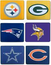 NFL TEAM MOUSE PADS -- Choose Your Team!  Perfect for your office or home!