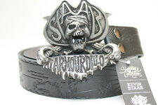 ARMOURDILLO Signature Collection Legend Belt 'STAAB PIRATE' BNWT