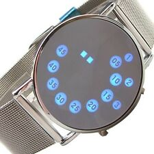 NEW Jelly Silicone LED Sports Unisex Fashion Date Wrist Watch 2 Colors 1030