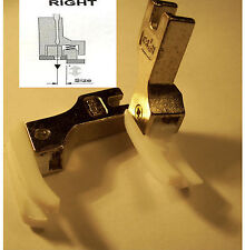 TEFLON SEWING MACHINE LEFT SIDE GUIDE COMPENSATING FOOT CHOOSE SIZE