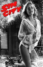 SIN CITY Movie Poster Brittany Murphy Sexy Hot Comic Frank Miller