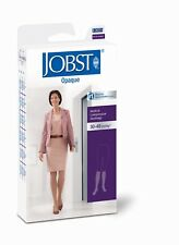 Jobst Womens Opaque Compression Knee Stockings 30-40 mmhg Supports Closed Toe