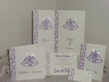 Touch of Elegance Wedding Invitations Filigree Bells