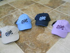 """NEW VIBE ADJUSTABLE WOMEN'S BASEBALL CAP """"DIVA"""" NEW WITH TAGS FREE SHIPPING"""