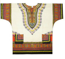 African Dashiki Shirts for MEN and WOMEN ~ All Sizes ~ 37 COLORS  **REDUCED**
