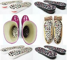 Woman Shoe Insoles For Rain Boots and Flat Shoes Height Increase Insoles i-rf