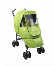 Manito Castle Cover Baby Stroller Rain / Snow/ Wind Cover Weather Shield