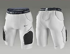 NEW Mens 3XL NIKE Pro Combat Hyperstrong Compression Padded Football Shorts XXXL