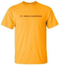 Aero California Retro Logo Mexican Airline Aviation T-Shirt