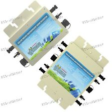 300W 500W 1000W micro grid tie inverter for solar home system MPPT function