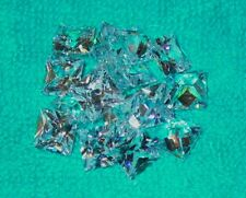 Cubic Zirconia * CZ * Princess Cut * Square * Artists Discount Lots Loose Stones