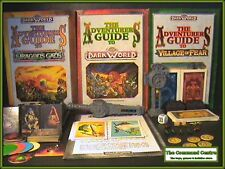 Dark World Game Fantasy Spares & Replacements Village of Fear Dragon's Gate