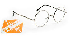 Best Vintage Round Metal Reading Glasses John Lennon Harry from +1.00 to +3.00