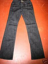 Worn Brand Jeans/Low Rise Skinny Boot Leg Medium Blue Denim Size 0-NWT