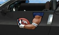 Denver Broncos NFL Licensed Car Truck Armagnet / Arm Magnet