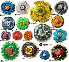 Beyblade Single Metal masters & 4D system Rapidity top & launche lot set choose