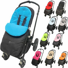 BUGABOO UNIVERSAL FOOTMUFF /COSY TOES FIT 8 X COLOURS FITS BEE, CAMELEON,DONKEY