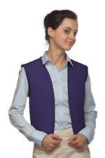 Daystar Apron Style 740NP No Pocket Uniform Perfect Aladdin Vest ~ Made in USA