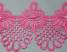 3 Yards Polyester Venise Lace Fringe Embellishment Sewing Costume Applique Trims