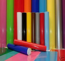 2M ROLL OF SELF ADHESIVE VINYL STICKY BACK PLASTIC, FOR SIGNMAKING WALLART CRAFT