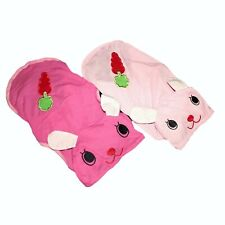 Dog Cat Pet Clothes Apparel Pajamas Shirt Coat Vest Costume Hoodie BUNNY XS- XXL