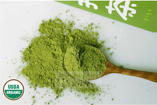 100% Certified Organic Ultrafine Matcha * Green Tea Powder