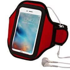 Neoprene Running Sport Gym Workout Armband Cover Case for Nokia Lumia 920 Phone